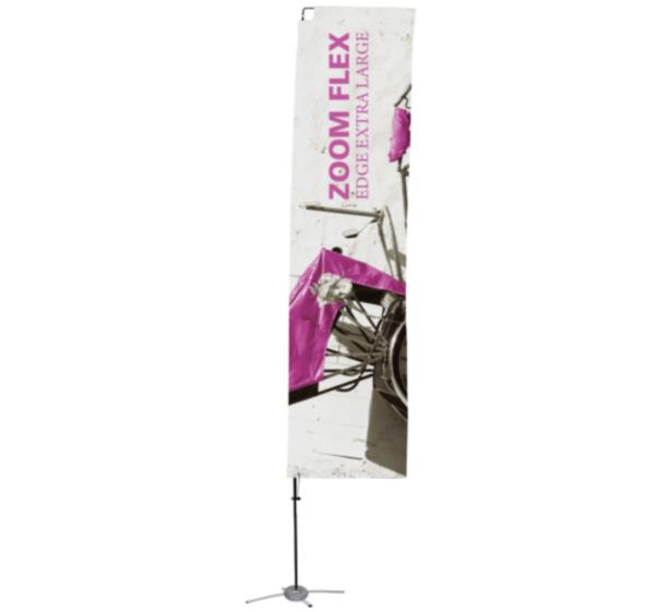 Extra Large promotional flag