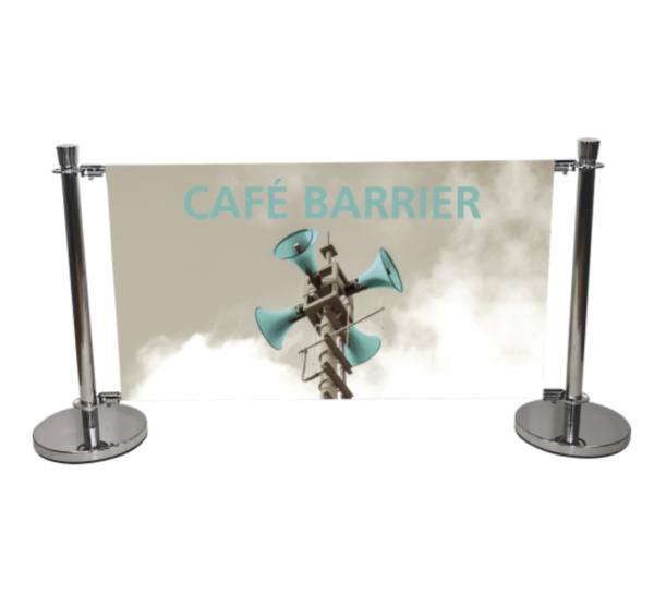 Cafe Barrier